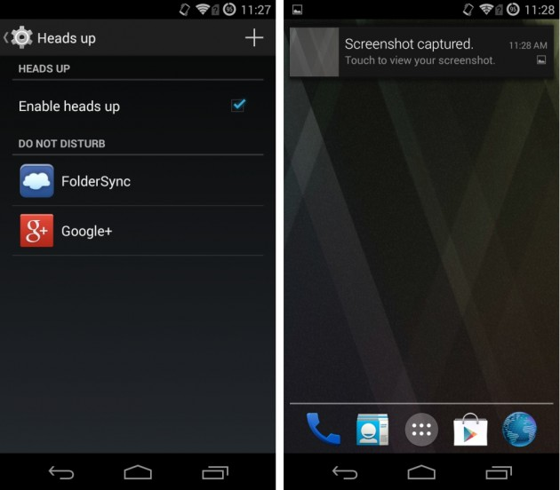 android cyanogenmod 11 notifications flottantes image 01