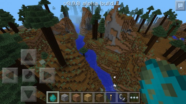 android minecraft pocket edition 0.9.0 image 01