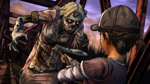 android the walking dead- season two image 00