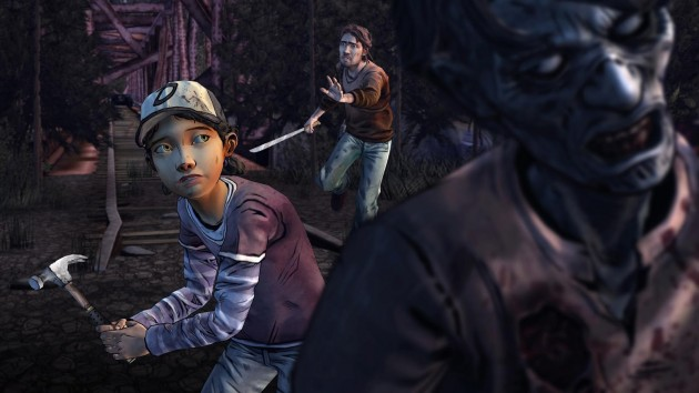 android the walking dead- season two image 01