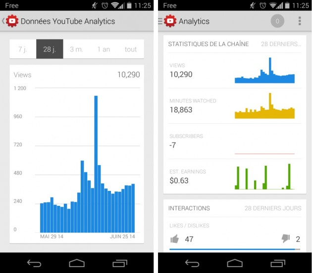 android youtube creator studio 1.0 image 04
