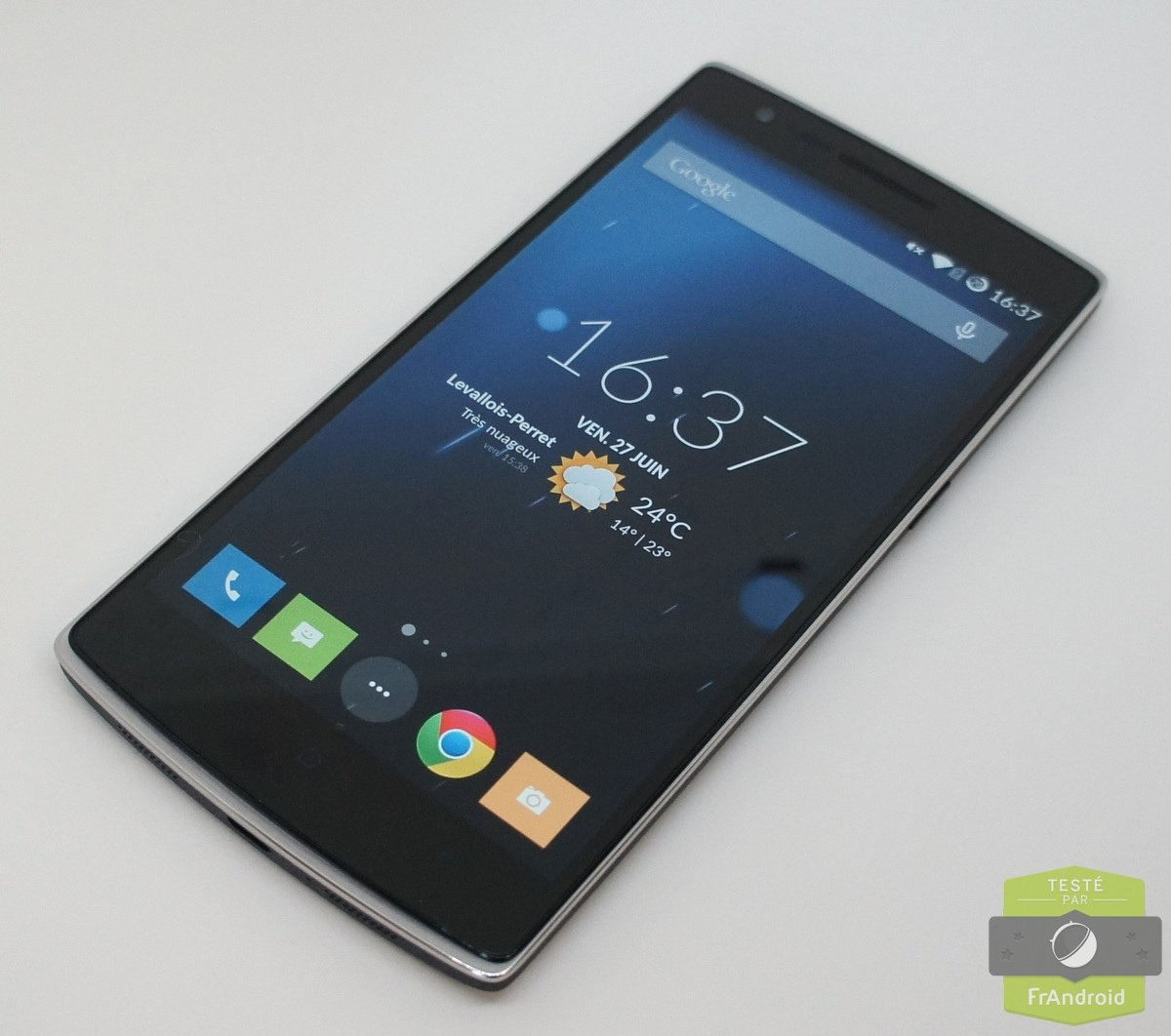 Test OnePlus One : notre avis complet