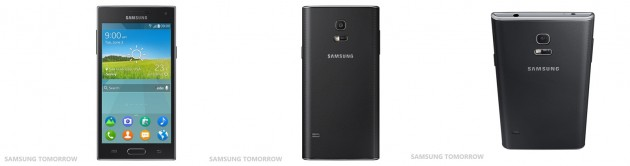 samsung Z annonce