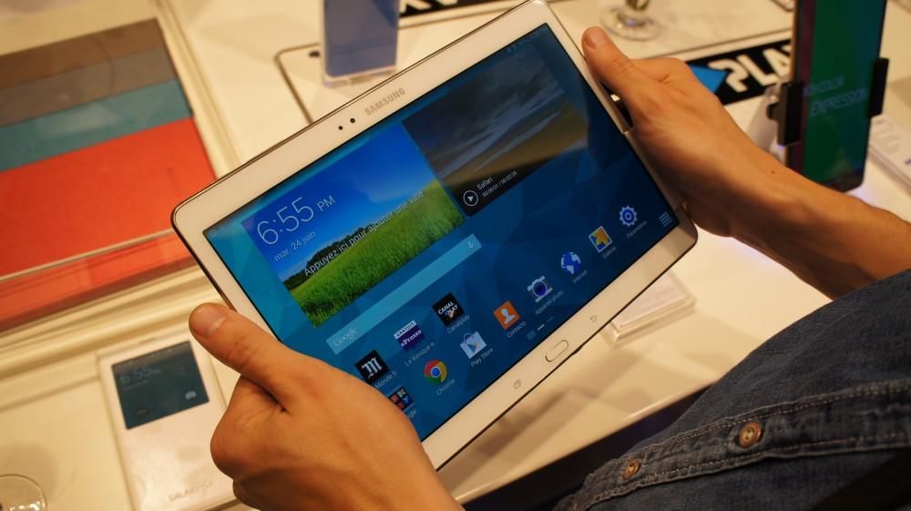 Samsung Galaxy Tab S 10,5 pouces