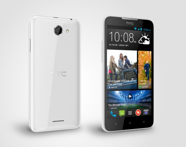 Android HTC Desire 516_PerRight_White France