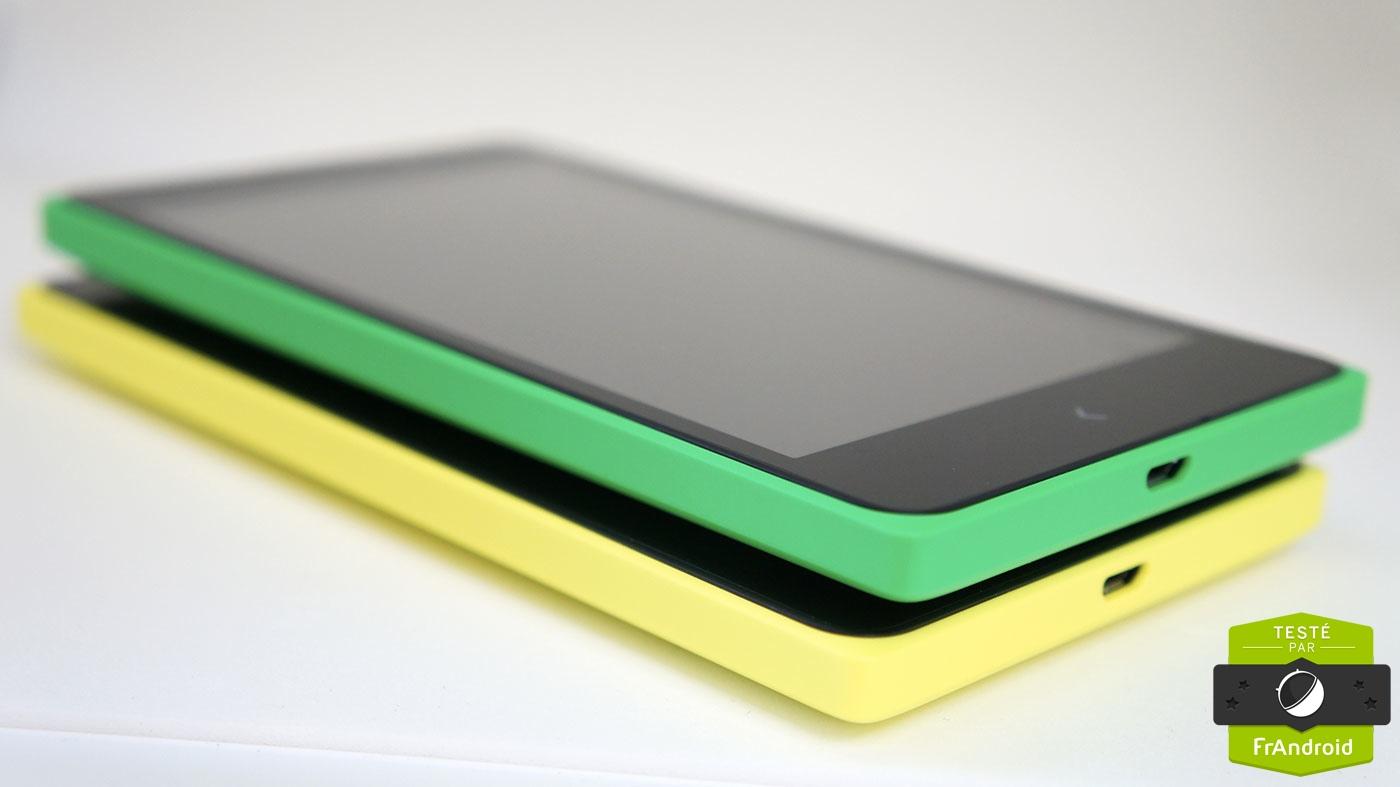 Test Nokia Xl Notre Avis Complet Smartphones Frandroid Green Lorsque Lon Te La Coque On Constate Que Contrairement Au X Le Possde Une Batterie Amovible Toujours Pratique En Cas De Souci