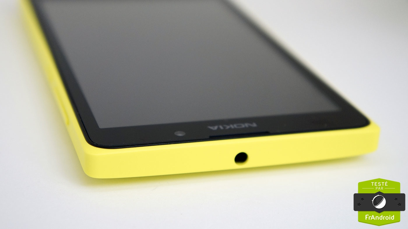 Test Nokia Xl Notre Avis Complet Smartphones Frandroid Yellow