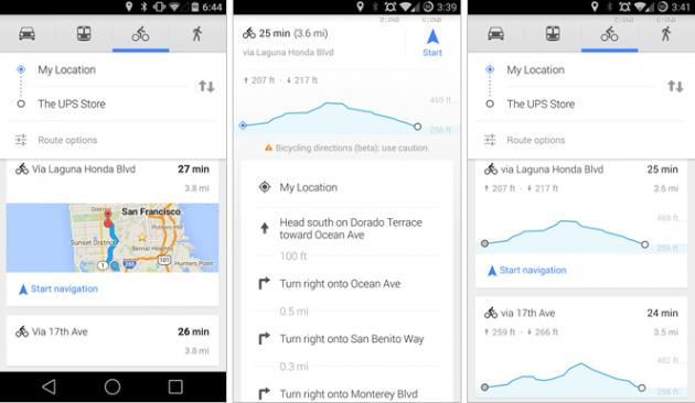 Google Maps 8.2