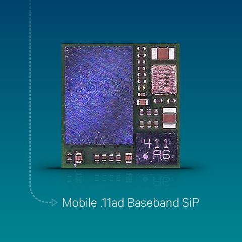 Mobile-11ad-Baseband-SiP