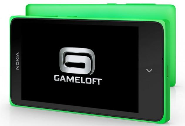 Nokia Gameloft