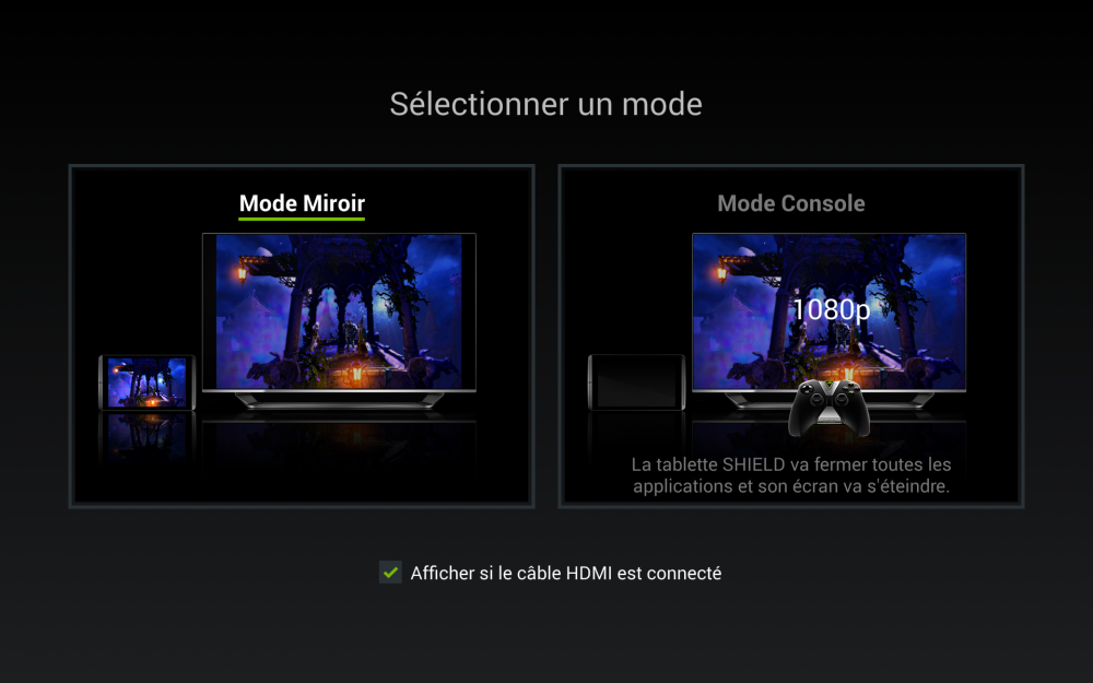 Nvidia Shield Tablet Android 6