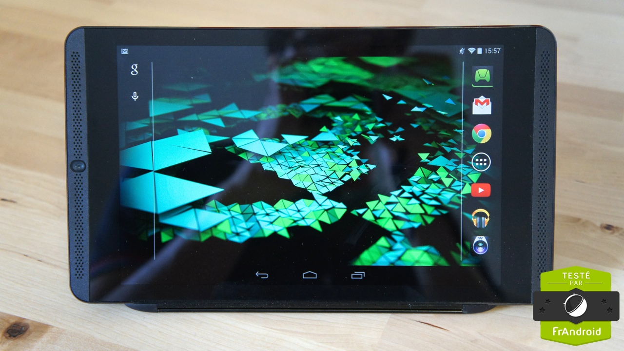 Test Nvidia Shield Tablet : notre avis complet - Tablettes