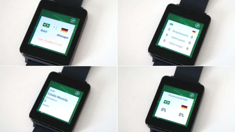 One Football android wear