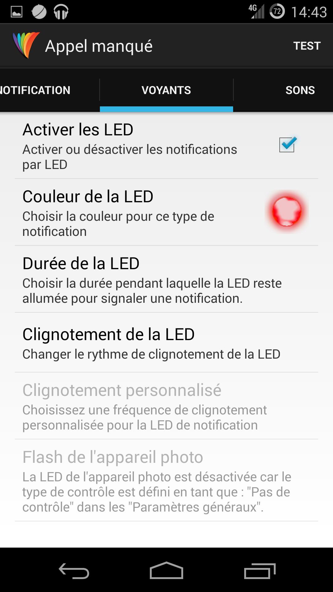 Comment utiliser la LED de notification ? - FrAndroid