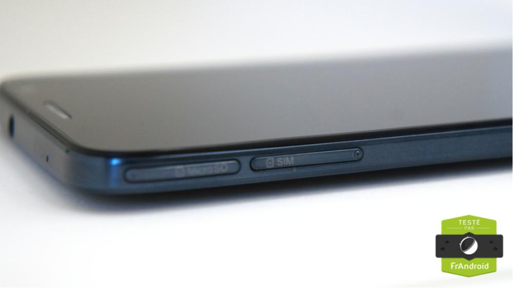 Micro SD et SIM