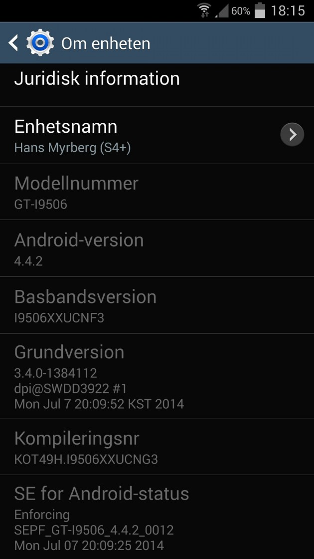 android 4.4.2 kitkat france french samsung galaxy s4 lte-A image 00