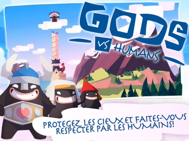 android gods vs humans image 00