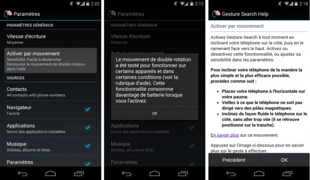 android google gesture search 2.1.4 image 02