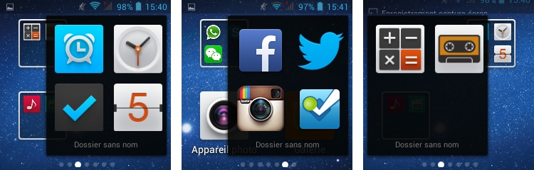 android interface logicielle test frandroid omate truesmart image 02