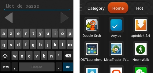 android interface logicielle test frandroid omate truesmart image 05