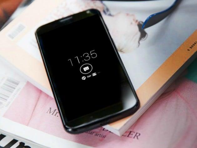 Motorola la fonction cran actif bient t sur les moto g for Photo ecran moto g
