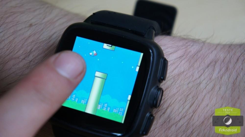 android prise en main test frandroid omate truesmart 10