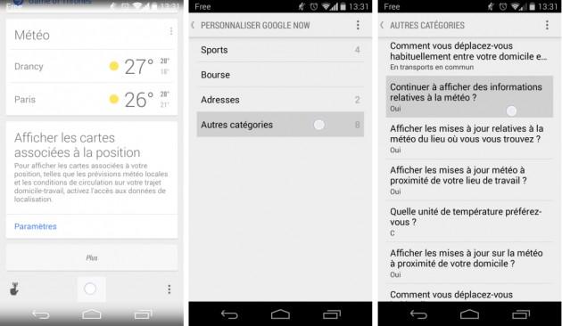 android recherche google now météo image 01