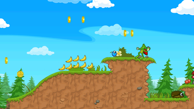 android superfrog hd gameplay image 02