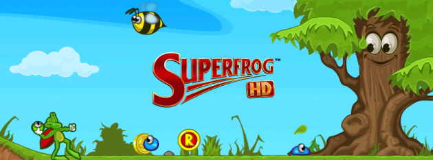 android superfrog hd image 00