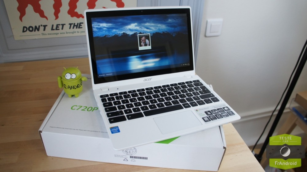 android test frandroid acer c720p chromebook prise en main image 13