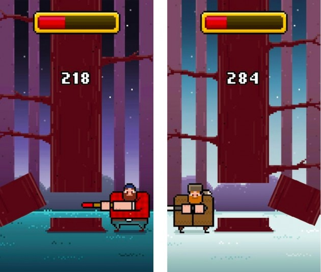 android timberman image 00