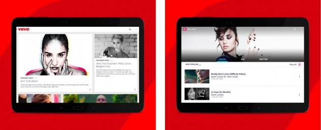 android vevo 2.0 tablette image 01
