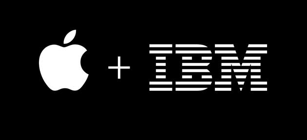 apple ibm partenariat 2014