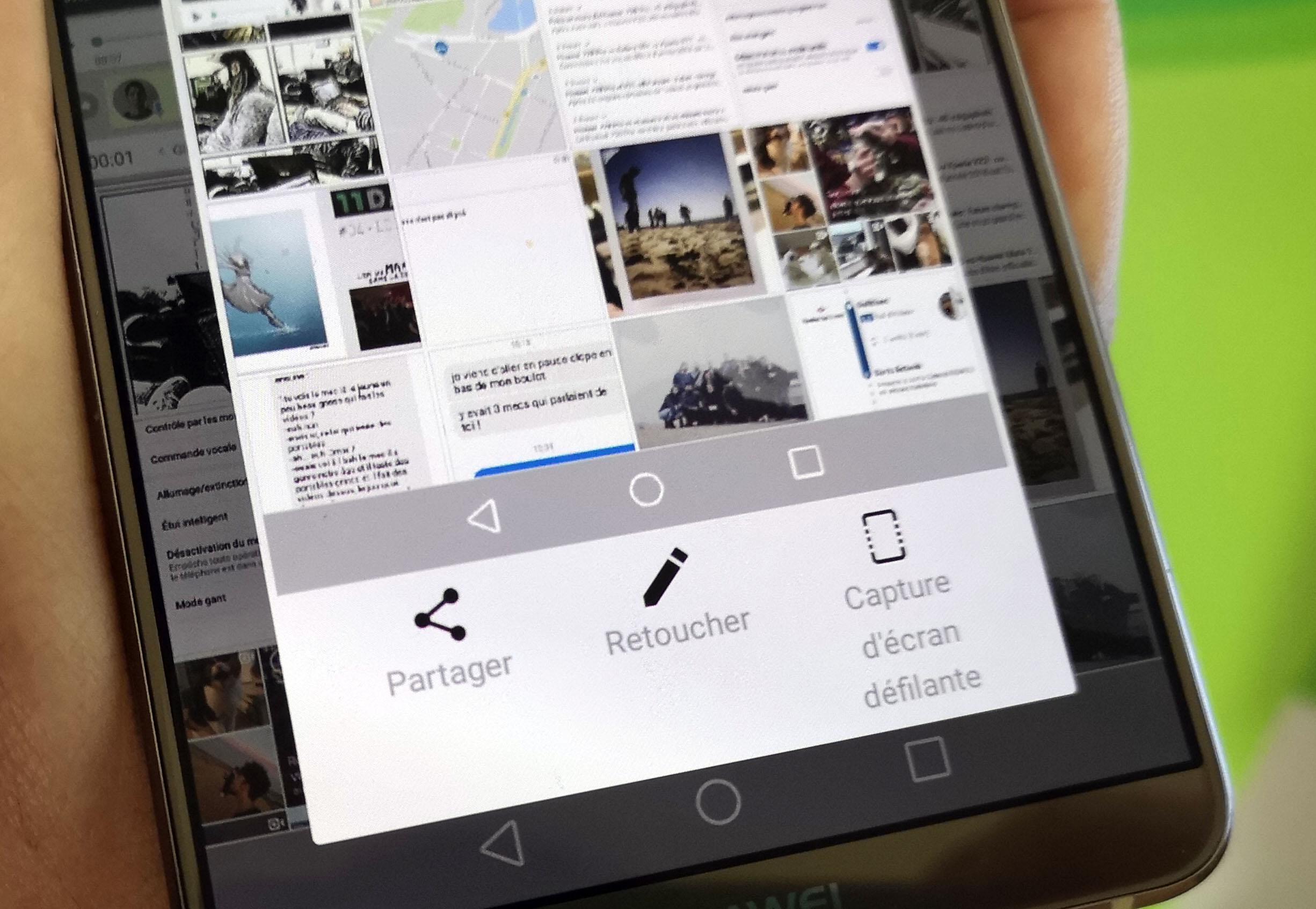comment faire une capture d cran sur android tutoriel. Black Bedroom Furniture Sets. Home Design Ideas