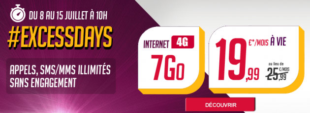 excess day forfait 4g 7 go