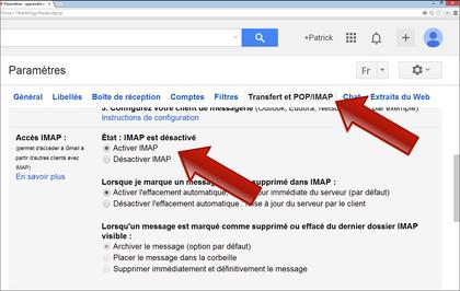 adresse gmail temporaire