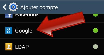 Comment Creer Et Ajouter Un Compte Google Sur Android Frandroid