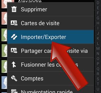 Comment Exporter Le Carnet Dadresses Google Sur Android