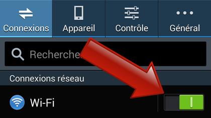 clé sécurité réseau wifi sfr