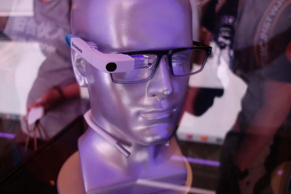 lenovo smartglass
