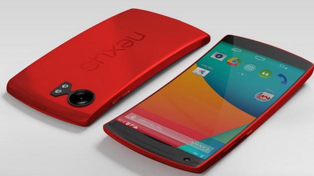 Un concept de Nexus 6