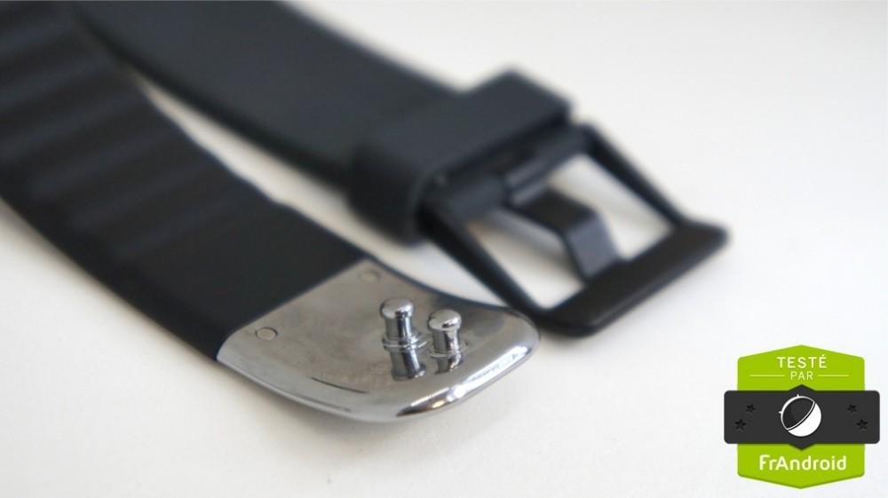 L'une tient plus du bracelet, l'autre plus de la montre