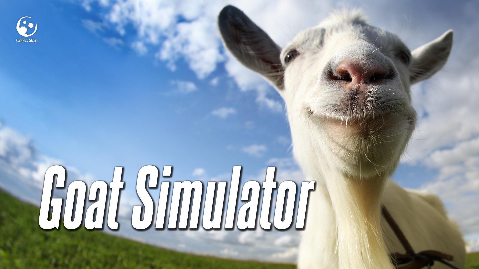 , Goat Simulator vient d?être annoncé sur Android (et iOS