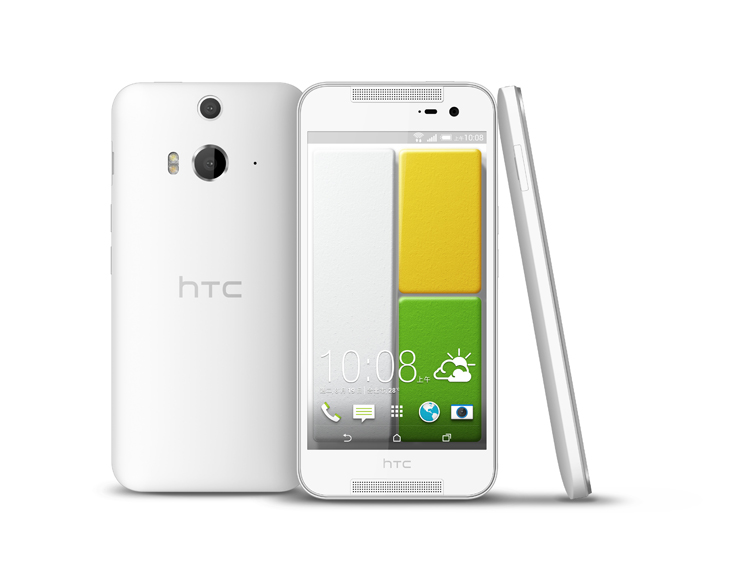 HTC-Butterfly-2陶瓷白_white