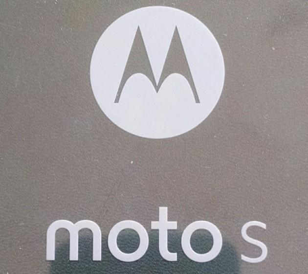 Motorola Moto S