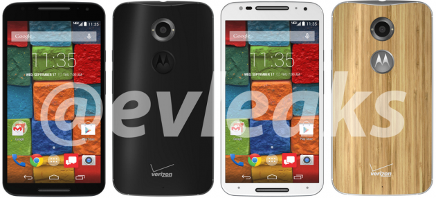 Motorola Moto X+1 evleaks