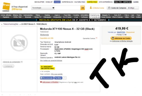 Motorola-XT1100-Nexus-x-fnac