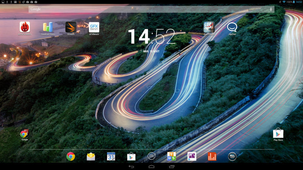 SlateBook Android 2
