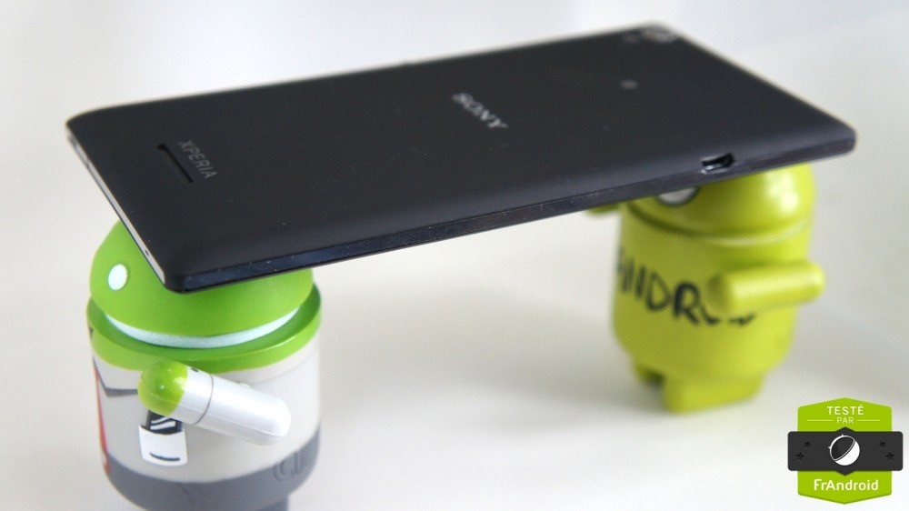 Sony Xperia T3 test frandroid 10