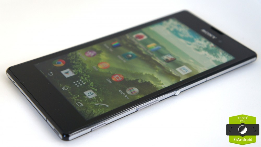 Sony Xperia T3 test frandroid 9